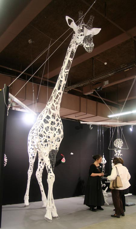 girafe MAC Paris